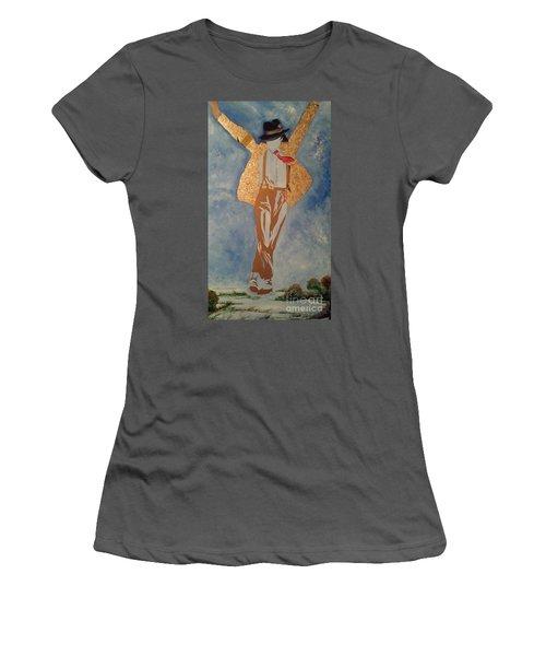Artist Women's T-Shirt (Junior Cut) by Dr Frederick Glover