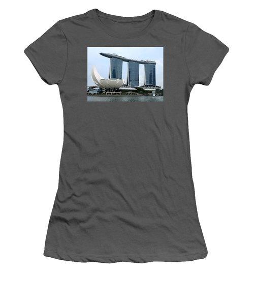 Artscience 5 Women's T-Shirt (Junior Cut) by Randall Weidner