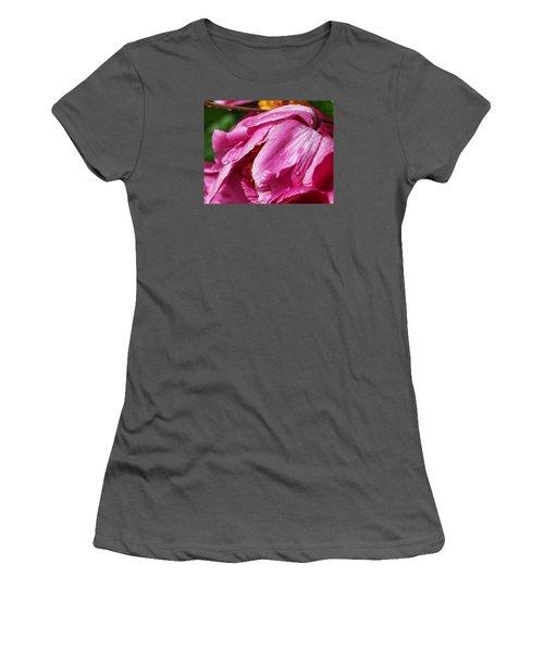 Pink Delight Women's T-Shirt (Junior Cut) by Bill Kesler