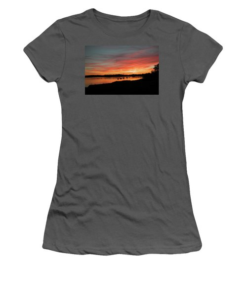 Arzal Sunset Women's T-Shirt (Junior Cut)