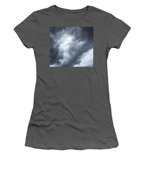 As Above Women's T-Shirt (Athletic Fit)