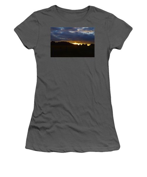 At First Light Women's T-Shirt (Athletic Fit)