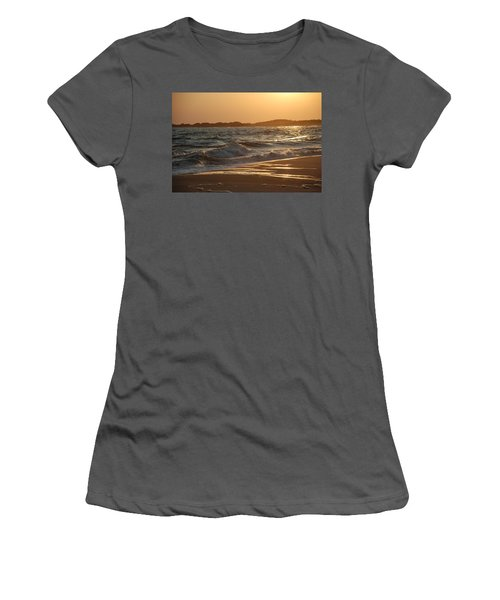 At The Golden Hour Women's T-Shirt (Athletic Fit)
