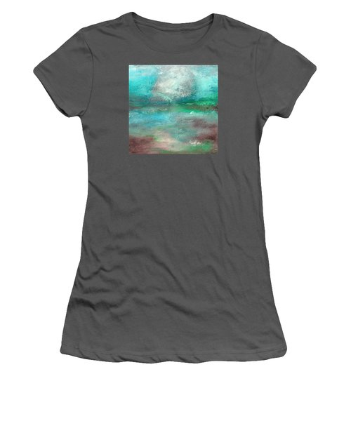 At The Shore Women's T-Shirt (Athletic Fit)