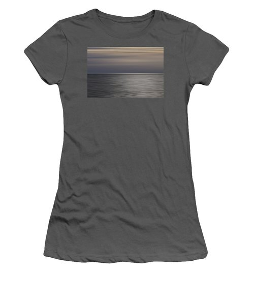 Atlantic Sunrise  Women's T-Shirt (Junior Cut) by Kevin Blackburn