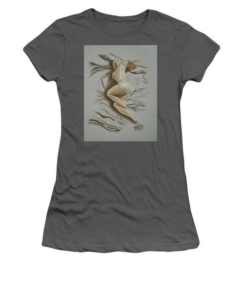 Au Naturel Women's T-Shirt (Athletic Fit)