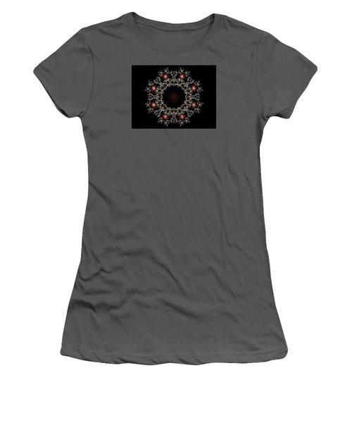 Aurora Graphics 025 Women's T-Shirt (Junior Cut) by Larry Capra