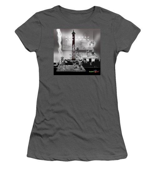 Autistic Alchemy Women's T-Shirt (Athletic Fit)