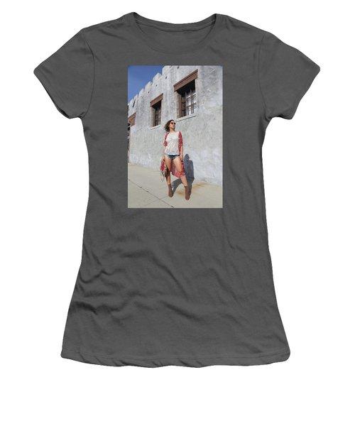 Ava Women's T-Shirt (Athletic Fit)