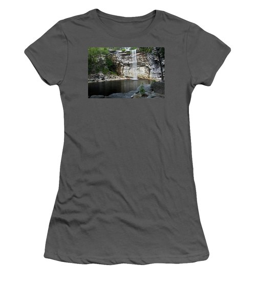 Awosting Falls In July II Women's T-Shirt (Athletic Fit)