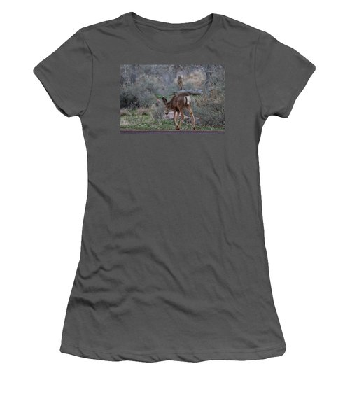 Back Into The Woods - 2 Women's T-Shirt (Athletic Fit)
