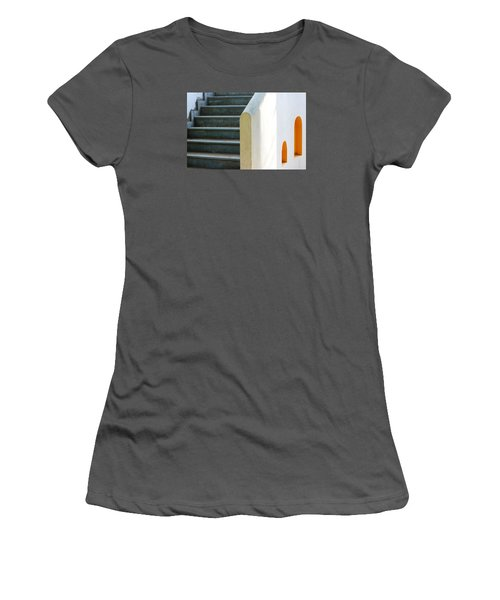 Women's T-Shirt (Junior Cut) featuring the photograph Back To Heaven by Prakash Ghai