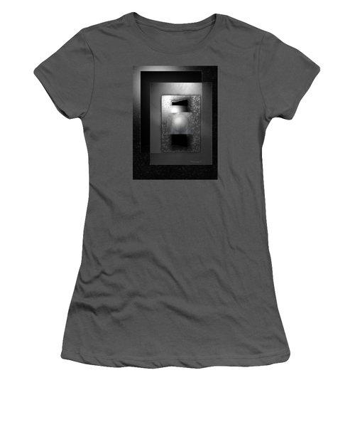 Back To It Women's T-Shirt (Junior Cut) by Ines Garay-Colomba