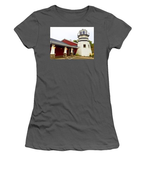 Bar Harbor Study 3 Women's T-Shirt (Athletic Fit)