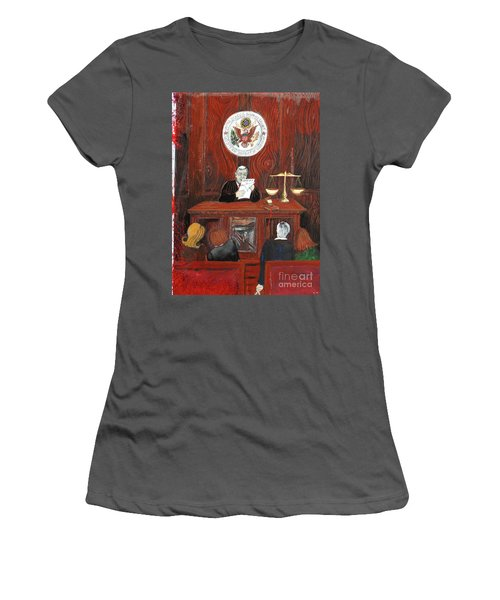 Bard Women's T-Shirt (Athletic Fit)