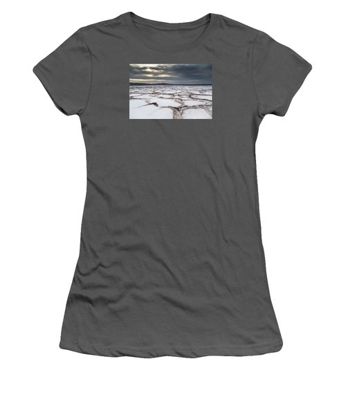Bare And Boundless Women's T-Shirt (Athletic Fit)