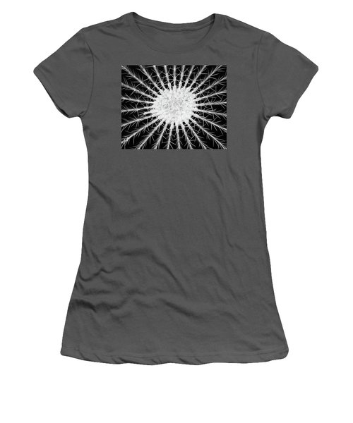 Barrel Cactus No. 6-2 Women's T-Shirt (Athletic Fit)