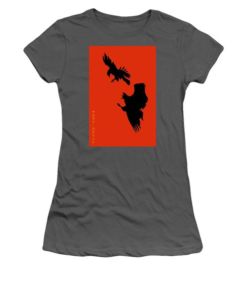 Battle Of The Eagles Women's T-Shirt (Athletic Fit)