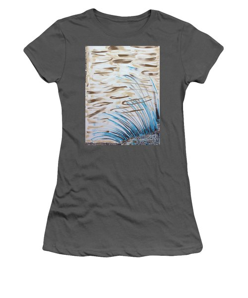 Beach Winds Women's T-Shirt (Athletic Fit)
