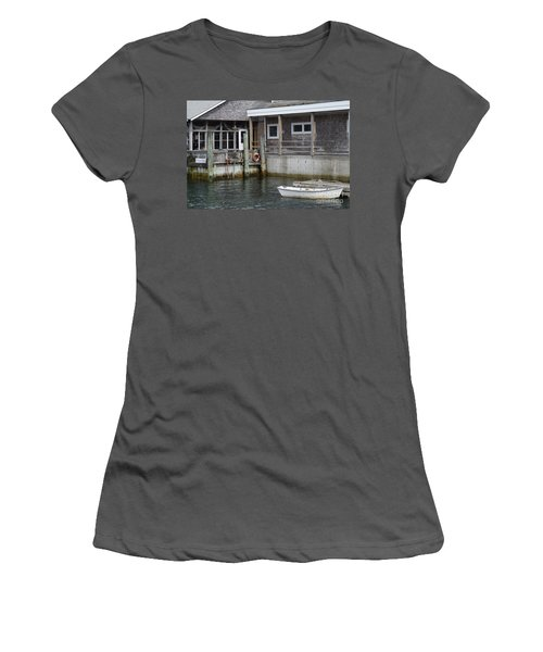 Beals Lobster Pound Women's T-Shirt (Athletic Fit)
