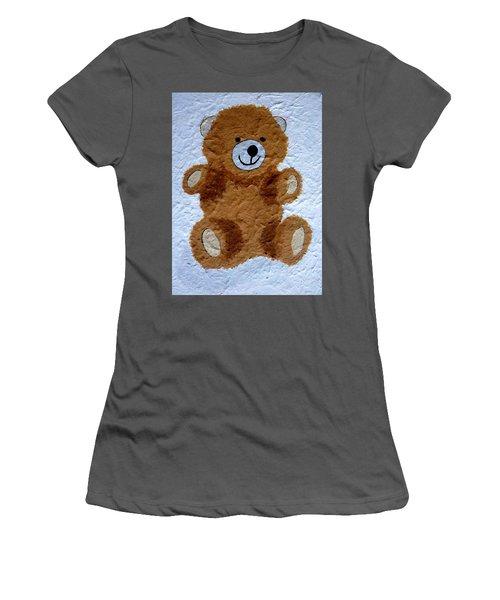 Bear Hug Women's T-Shirt (Athletic Fit)