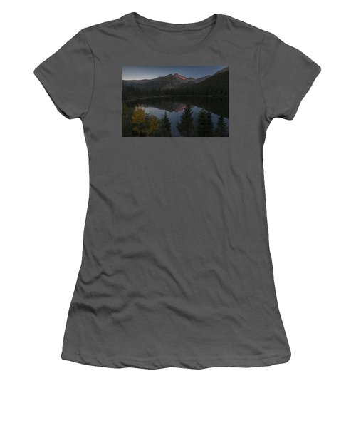 Bear Lake Women's T-Shirt (Athletic Fit)