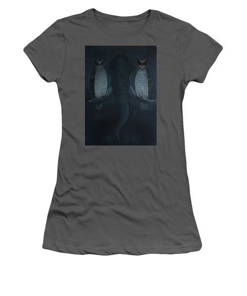 Bearing Witnesses Women's T-Shirt (Athletic Fit)