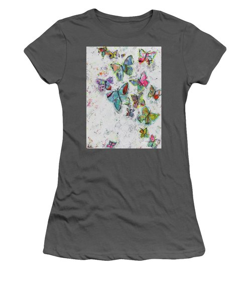 Becoming Free Women's T-Shirt (Athletic Fit)
