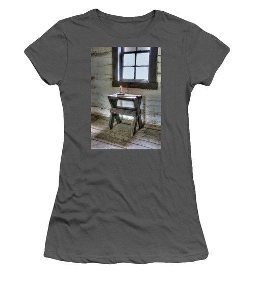 Bedford Village 2 Women's T-Shirt (Junior Cut) by Sharon Batdorf