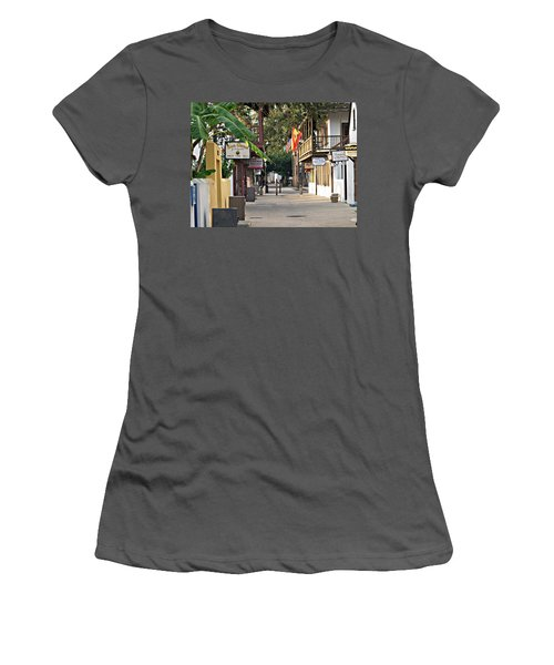 Before The Tourists 1 Women's T-Shirt (Athletic Fit)