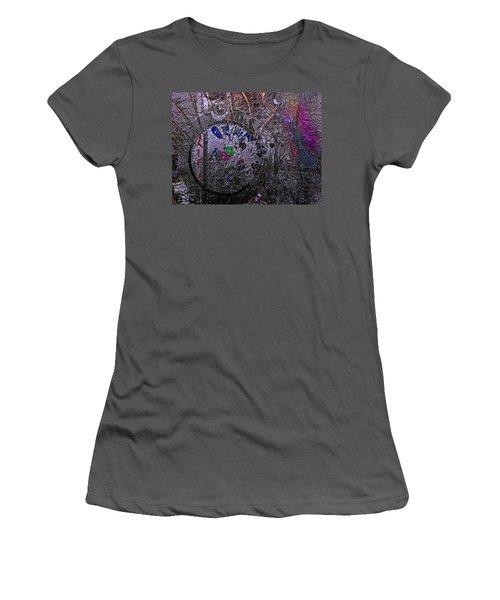Believe In Art Women's T-Shirt (Athletic Fit)