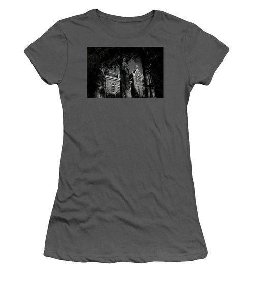 Belmont Abbey Women's T-Shirt (Junior Cut) by Jessica Brawley