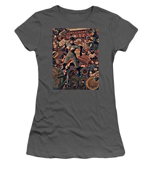 Beluga Toys Women's T-Shirt (Junior Cut) by Udo Linke
