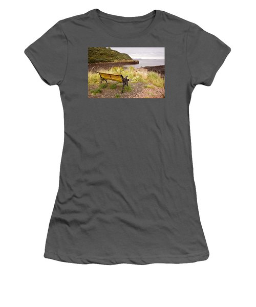 Bench At The Bay Women's T-Shirt (Athletic Fit)