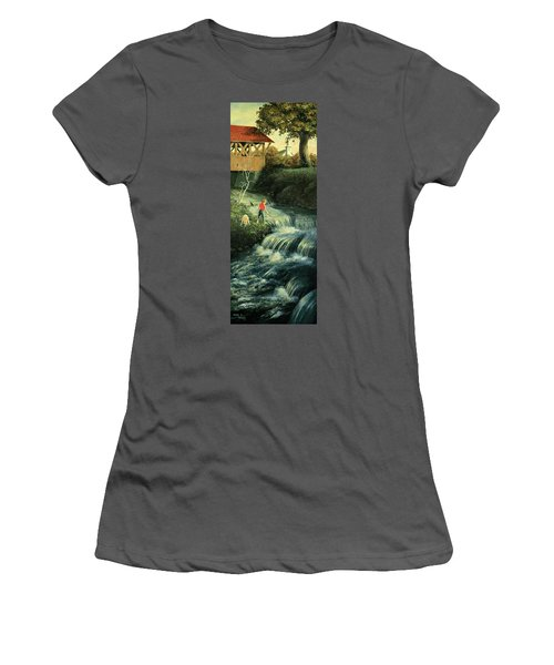 Best Buds Women's T-Shirt (Athletic Fit)