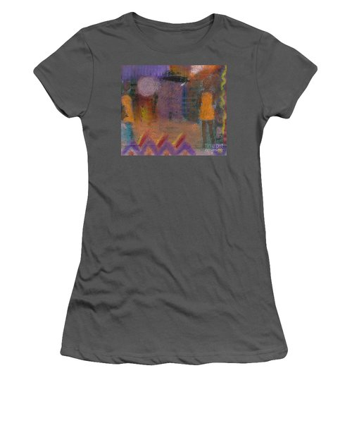 Best Friends Women's T-Shirt (Junior Cut) by Angela L Walker