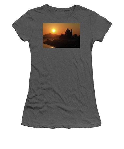 Bethlehem Sunrise Women's T-Shirt (Athletic Fit)