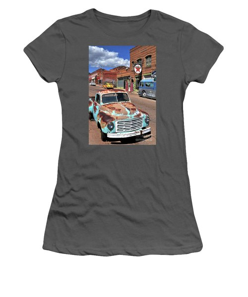 Women's T-Shirt (Junior Cut) featuring the photograph Better Days by Gina Savage