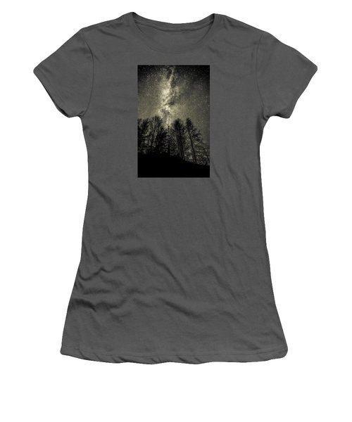 Beyond Eternity Women's T-Shirt (Junior Cut) by Rose-Maries Pictures