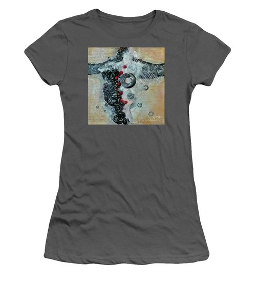 Beyond The Obvious Women's T-Shirt (Junior Cut) by Phyllis Howard