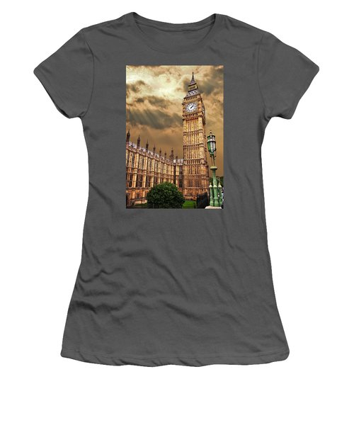 Big Ben's House Women's T-Shirt (Athletic Fit)