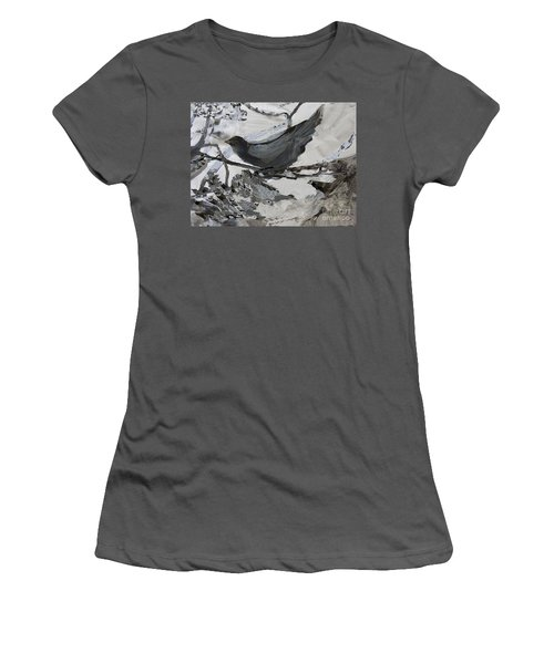 Birds Of A Feather Women's T-Shirt (Athletic Fit)