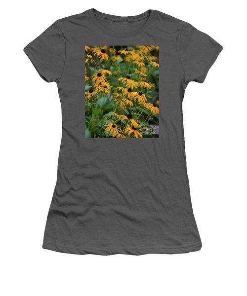 Black-eyed Susan Women's T-Shirt (Athletic Fit)