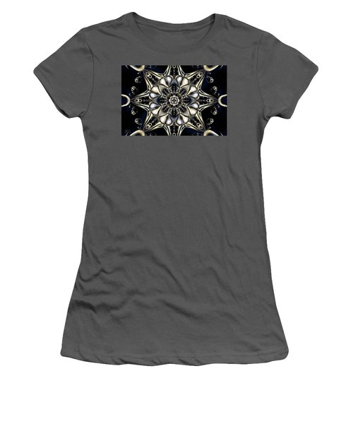 Blingo Women's T-Shirt (Junior Cut) by Jim Pavelle