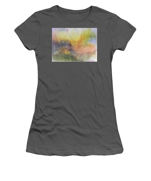Blue Haze Women's T-Shirt (Athletic Fit)