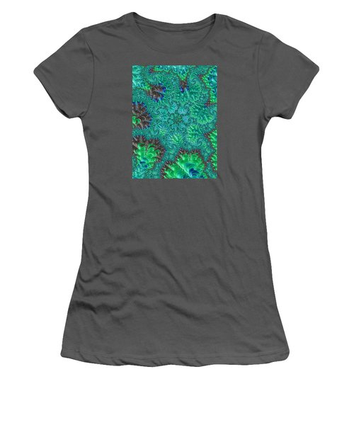 Blue Starfish Women's T-Shirt (Athletic Fit)