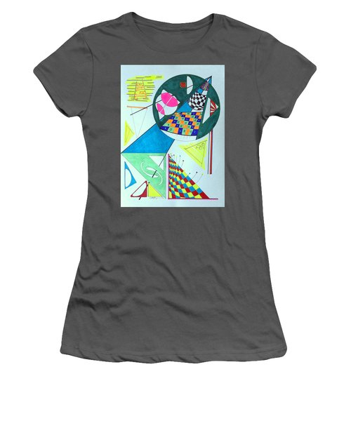 Boardgames Women's T-Shirt (Athletic Fit)