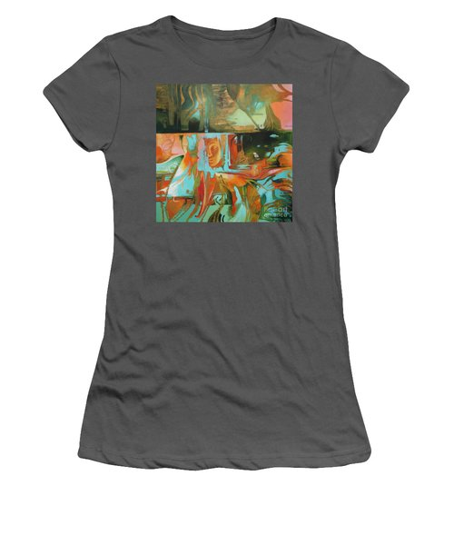 Bohemian Mix Women's T-Shirt (Athletic Fit)