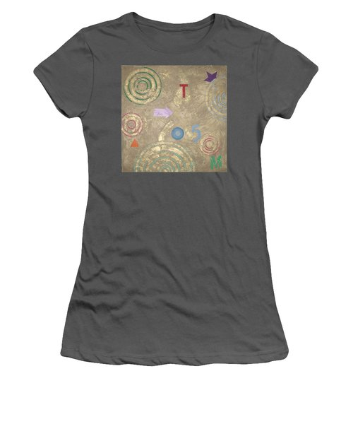 Boogie 5 Women's T-Shirt (Athletic Fit)