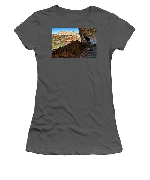Boynton Canyon 05-1019 Women's T-Shirt (Junior Cut) by Scott McAllister